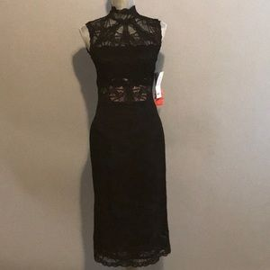 Nicole Miller Lace Dress